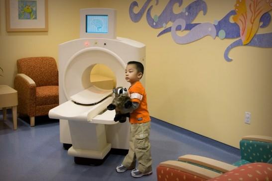 子供用CT